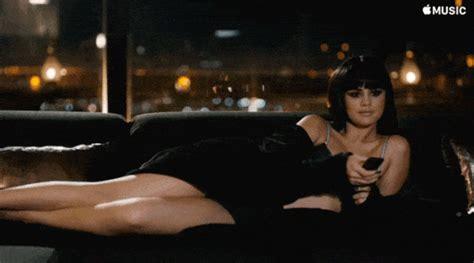 Selena gomez strips to her underwear in teaser for hands animatedgif 641x357