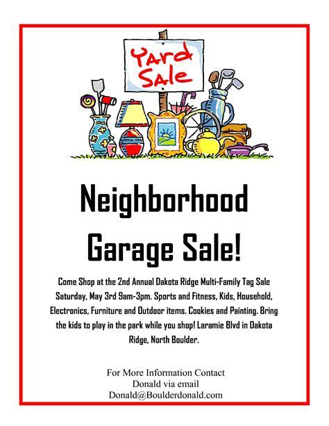 How to write garage sale ad jpg 2550x3300